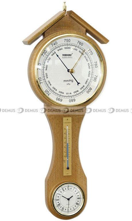 Barometr Termometr Terdens 2666N-D